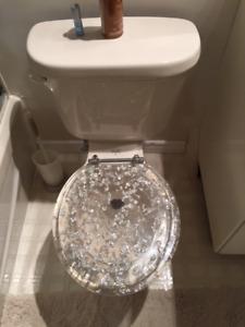 Toilet - Bone color