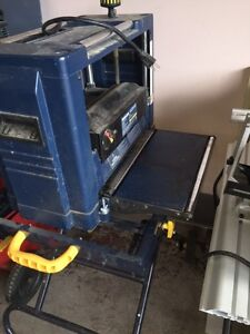 Planer / Jointer with stand