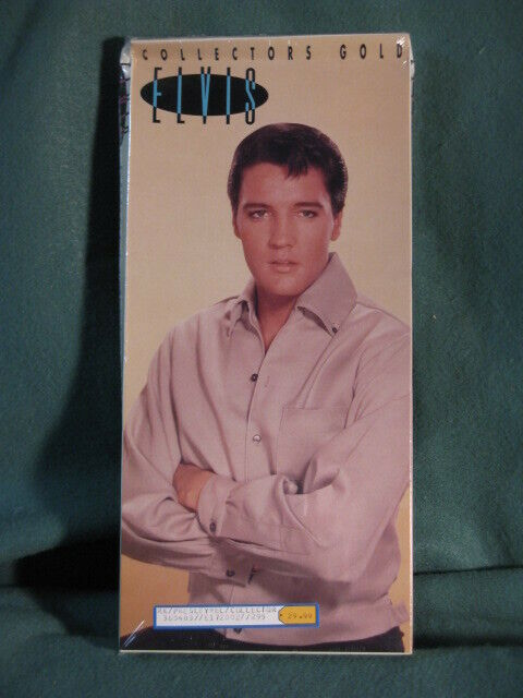 Elvis Presley Collectors Gold 3 CD Long Box Set SEALED RCA SCARCE 3114-2-R