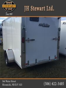 2016 High Country Xpress 6x12 Enclosed Trailer