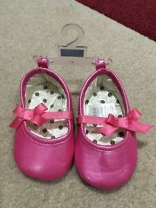 3-6 month girls shoes