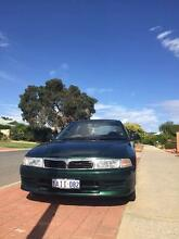 1998 Mitsubishi Lancer Sedan Alice Springs Alice Springs Area Preview