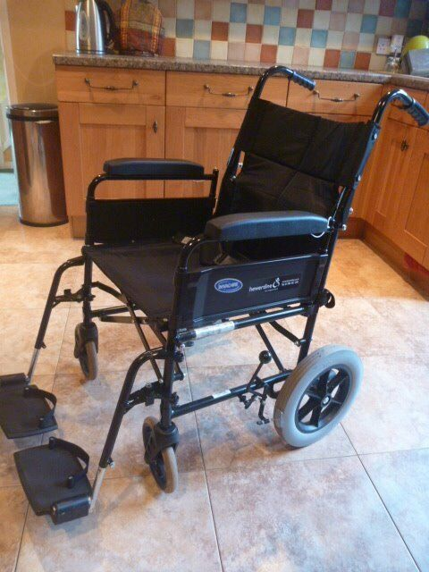 Wheelchair - Invacare Ben NG Transport Chair