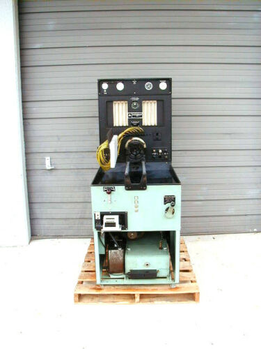 Bacharach U7500A 7.5 hp diesel fuel injection pump test stand