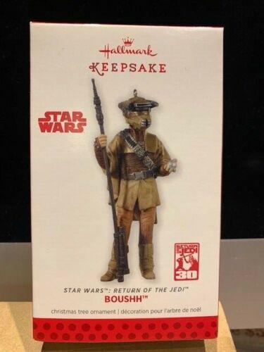 2013 Hallmark Keepsake Ornament Star Wars Boushh MIB