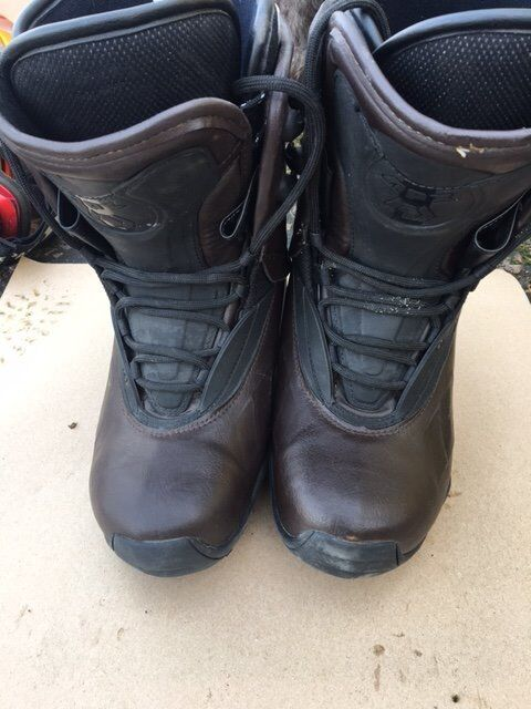 Size 8 Snow Boarding Boots