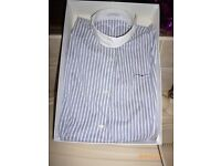 AMINO SHOWJUMPING SHIRT LADIES ROUGHLY SIZE 6-8 IN ANIMO BOX,IDEAL PRESENT