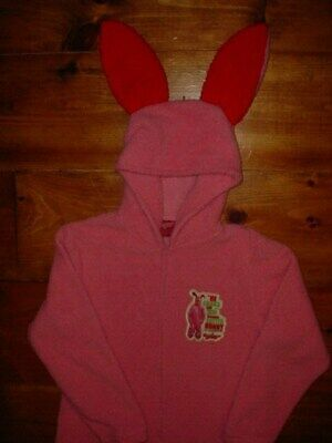 TURNER ENT CO. RALPHIE'S  A Christmas Story Pink Easter Bunny Costume ADULT - Adult Ente Kostüm