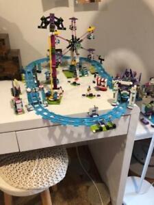 LEGO Friends Amusement Park #41130