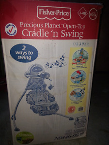Fisher Price Swing- Like New