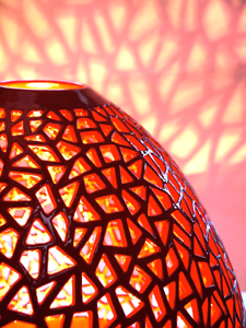 Ceramic Lighting / Sculpture Runaway Bay Gold Coast North Preview