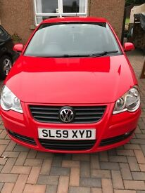 VW Polo Match TDI 70, 1.4 TDI, 5dr hatchback, 107k, MOT December