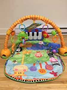 Fisher-Price Tapis Piano Deluxe