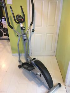 ,,,,elliptique cardio style.....140$ferme pas négo