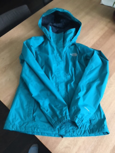 North Face Ladies Rain Jacket - medium