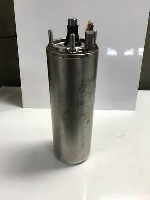 Centripro 4 Submersible Motor 34 Hp 230v 1 Ph 7.2 Amps M07412 Parts