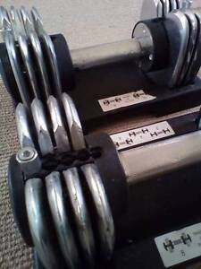 Adjustable dumbells Kingsford Eastern Suburbs Preview