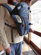 Baby Carrier Frontpack or Back pack Burra Queanbeyan Area Preview
