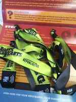 Boots And Hearts GA wrist bands- 7 of them
