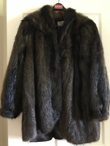 Argentinian Fur jacket, size 12, in excellent condition