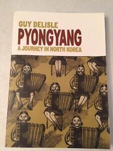 Pyongyang by Guy Delisle - Graphic Novel - $5