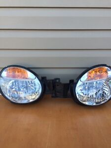 2001-2003  SUBARU IMPREZA WRX STI OEM HEAD LIGHT