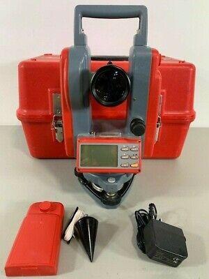 Leica Apache Adt-2 2 Digital Theodolite Pre-owned