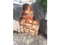 OVER 300 SURPLUS BRICKS