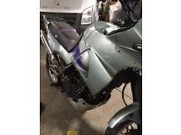 Kawasaki KLE500 1995 19k miles, new MOT very good condition