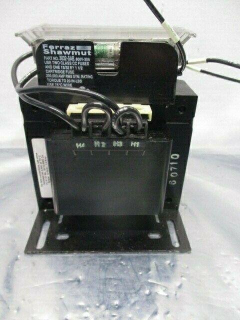 Allen-Bradley 1497-D-BASX-3-N Industrial Control Transformer, 3032-SAB, 100784