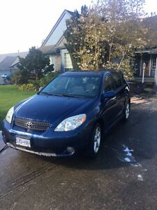 2007 Toyota Matrix TRD Package Hatchback