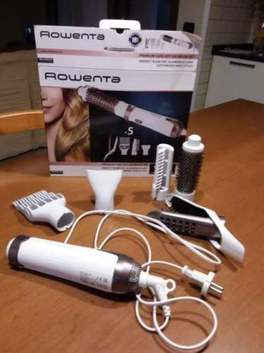 Rowenta hot air brush