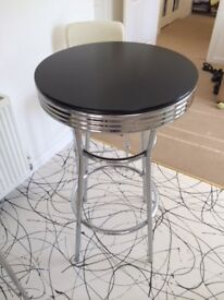 Bistro Table and 2 Bar Stools