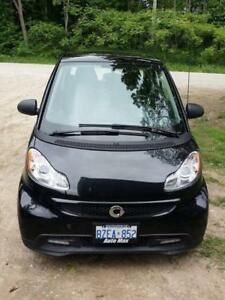2015 Smart Fortwo Glass Roof Coupe (2 door)