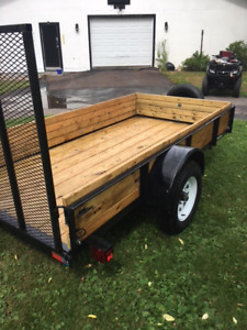 2016 Triple Crown Utility Trailer