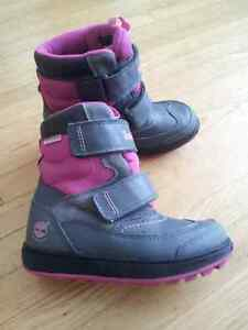 Timberland Girls Winter Boots Size 13 BRAND NEW Peterborough Peterborough Area image 2