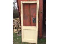 VARIOUS DOORS FOR SALE NEW UNGLAZED
