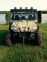 DEMO - 2012,  800CC ODES 4X4 SIDE X SIDE WITH ALL THE OPTIONS