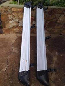 4WD ALUMINIUM RUNNING BOARDS Deakin South Canberra Preview