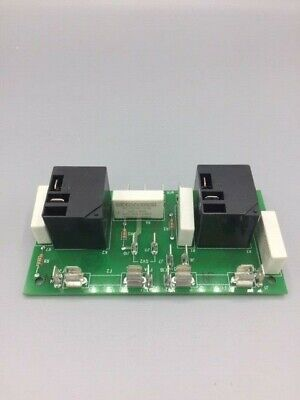 American Dryer Part 137077 Replacement 2 A.s. Board 110 V Mp Wgb