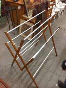 F38019 Vintage Clothes Airer Retro Drying Rack Mount Barker Mount Barker Area Preview