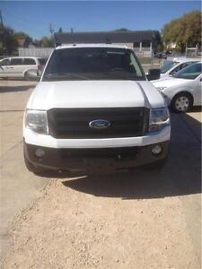 2011 Ford Expedition SSV 4wd
