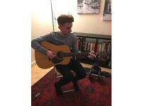 Affordable Guitar Lessons in Glasgow City Centre and East end