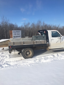 1997 Ford F350  Pickup V8  Diesel/2008 Load Max Trailer