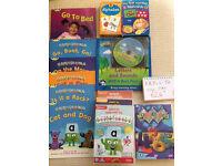 Children books - activities books, reading books, Peppa Pig, DVDs, Games, Disney Books