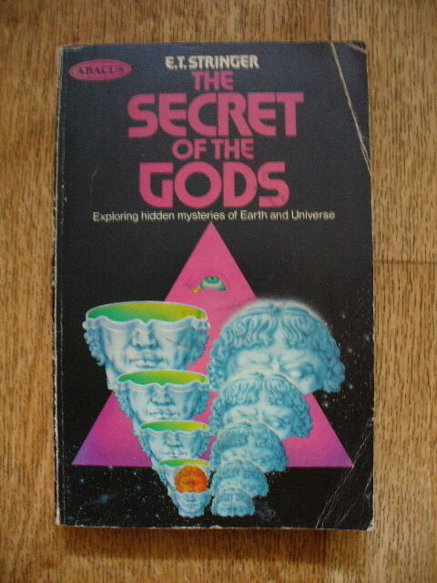 E.T. Stringer - The Secret Of The Gods (Abacus Paperback 1976) VGC