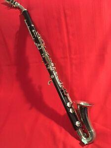Clarinette ALTO en Ébene  (FRANCE )