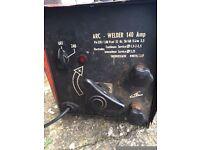 Arc Welder 140 amp Make me an offer!