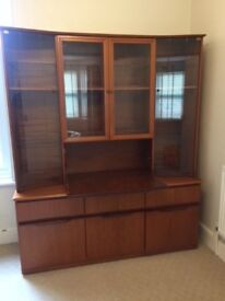 1970's Dining room Wall Cabinet