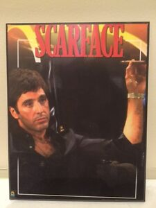 Scarface Laminated Posters XS, Small and Medium